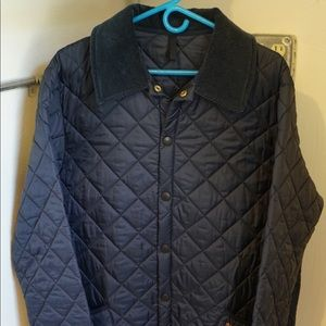 Large Barbour fall/winter jacket